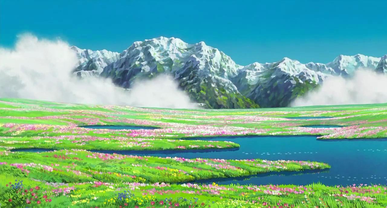 Joe Hisaishi - Studio Ghibli Songs 1984-1997 Theme Song Collection